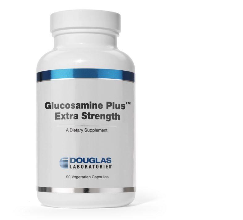 Douglas Laboratories Glucosamine Plus ExtraStrength™ V-Cap (90 vegetarian capsules) - Douglas Laboratories