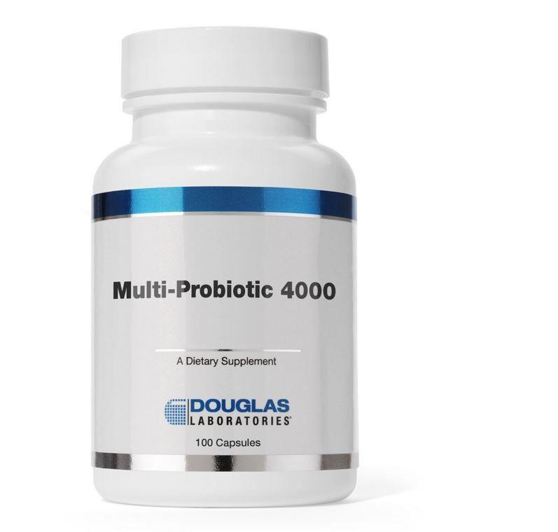 Douglas Laboratories Multi-Probiotic 4000 (100 capsules) - Douglas Laboratories