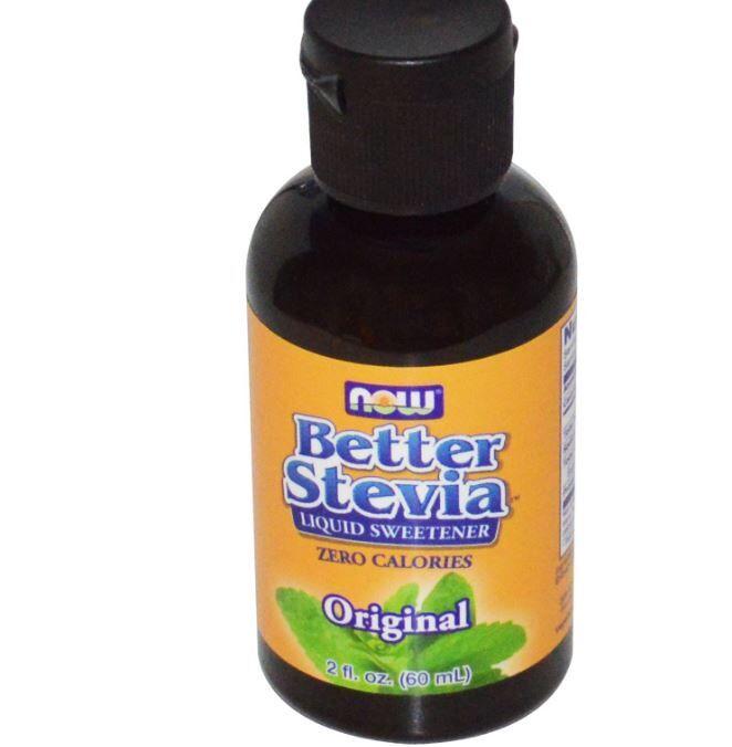 Now Foods Foods, BetterStevia, liquide, Original, 2 fl oz (60 ml)
