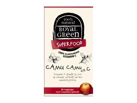 Royal Green Camu Camu C (120 vcaps) - Royal Green