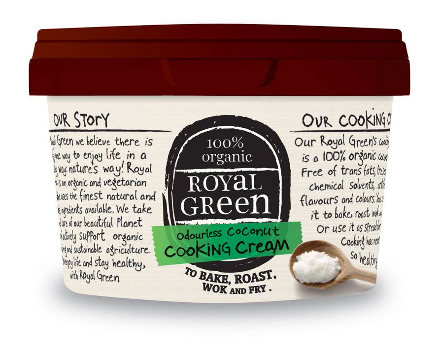 Royal Green Noix de coco naturelle huile (2,5 litres) - Royal Green