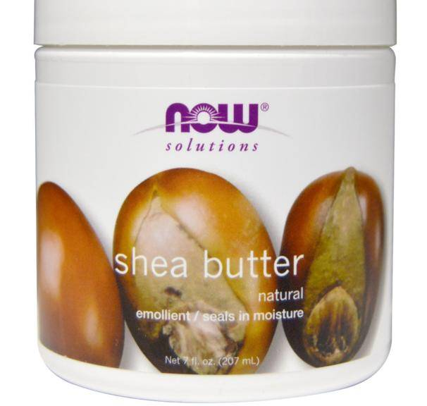 Now Foods Beurre de karité (207 ml) - Now Foods
