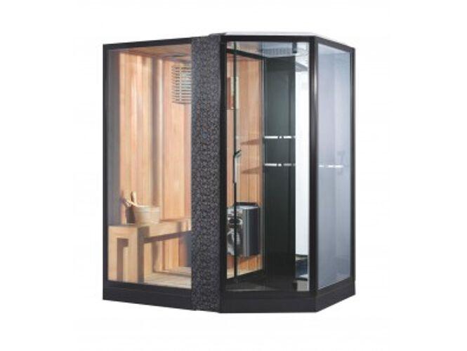 Uéva Design Sauna combiné douche...