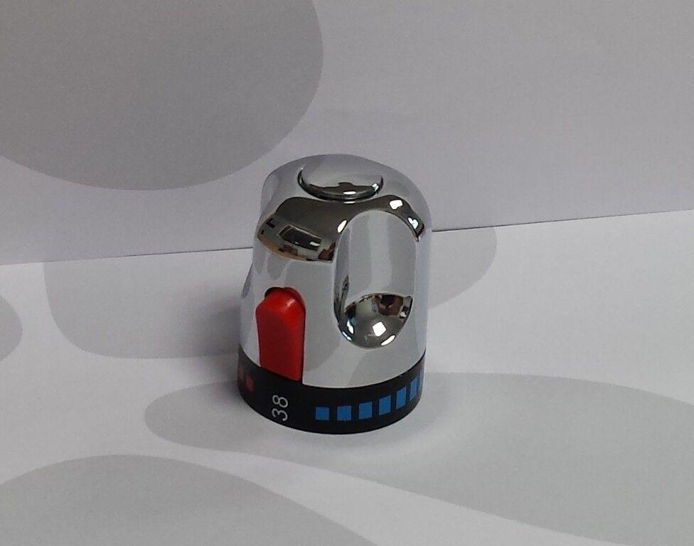 Uéva Design Bouton de robinetterie thermostatique