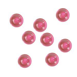 300 Perles de pluie - Fuchsia - Publicité