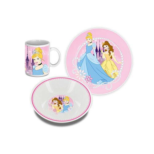 Set déjeuner 3 pièces Princesses...