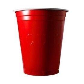 Unique 20 Gobelets Americain Rouge 53cl - Original Cup