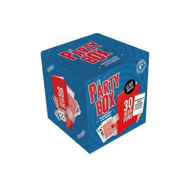 Unique Party Box - 30 jeux de soirée - ORIGINAL CUP