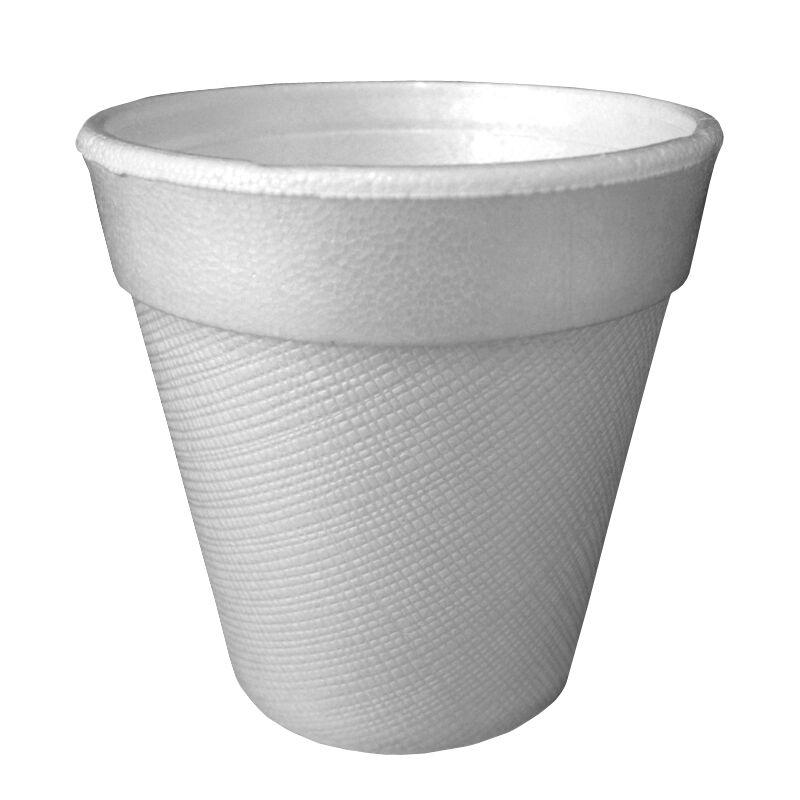 Solo Cup 100 gobelets en polystyrène isotherme blanc 18 cl
