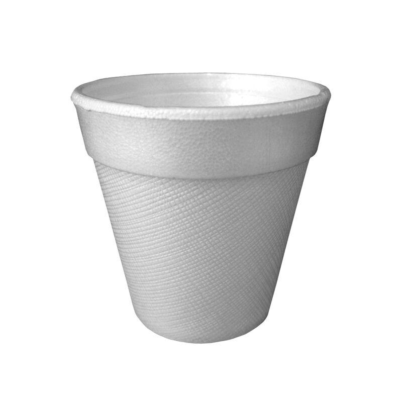 Solo Cup 100 gobelets en polystyrène isotherme blanc 10 cl