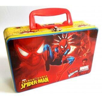 Boite à gouter Spiderman en métal