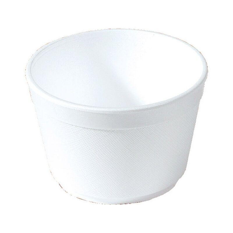 Duni 25 Bols à soupe Thermo en polystyrène 460 ml