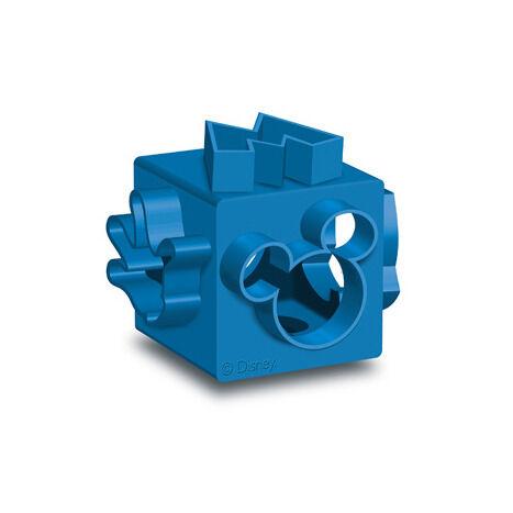 Cube Emporte-pièce cube bleu Mickey?