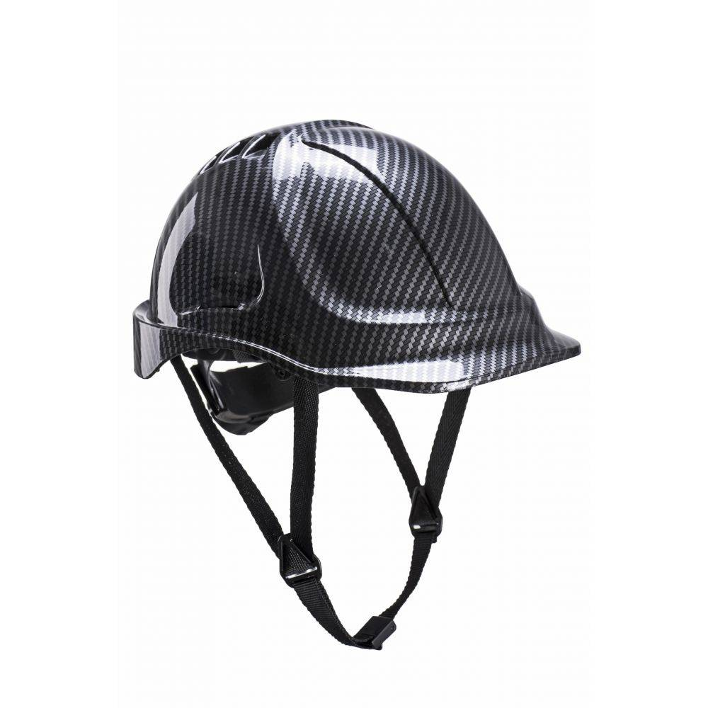 Portwest Casque de chantier ENDURANCE imitation Carbone Portwest