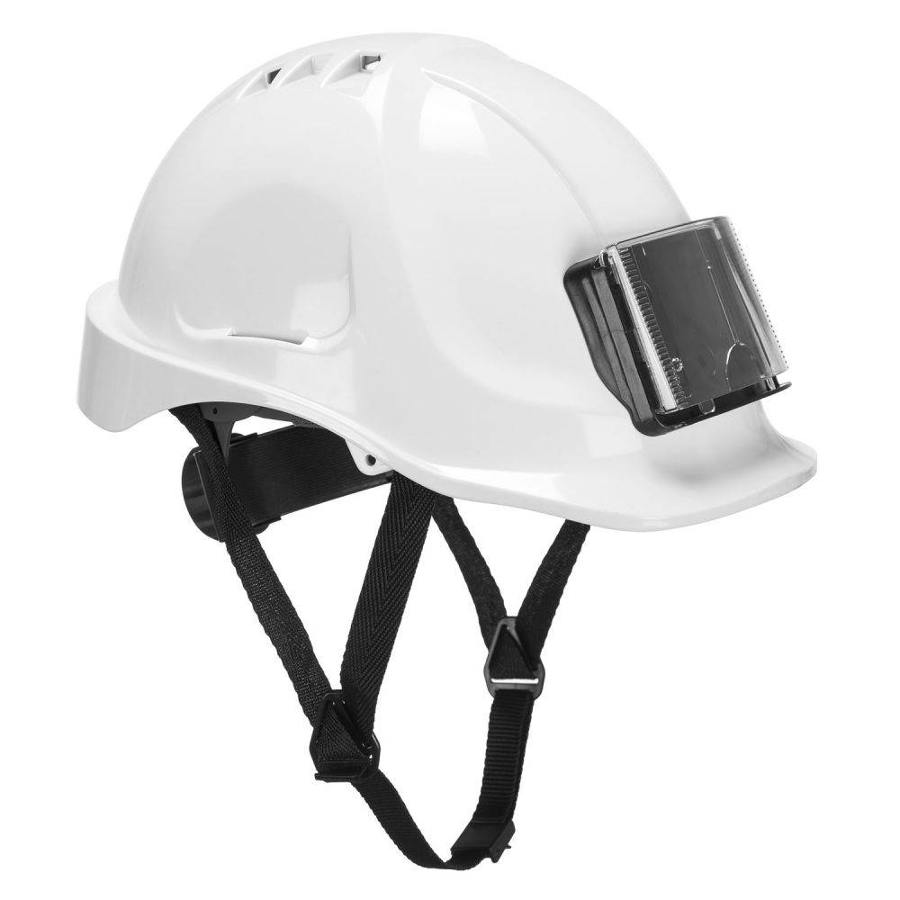 Portwest Casque de chantier avec porte-badge Portwest