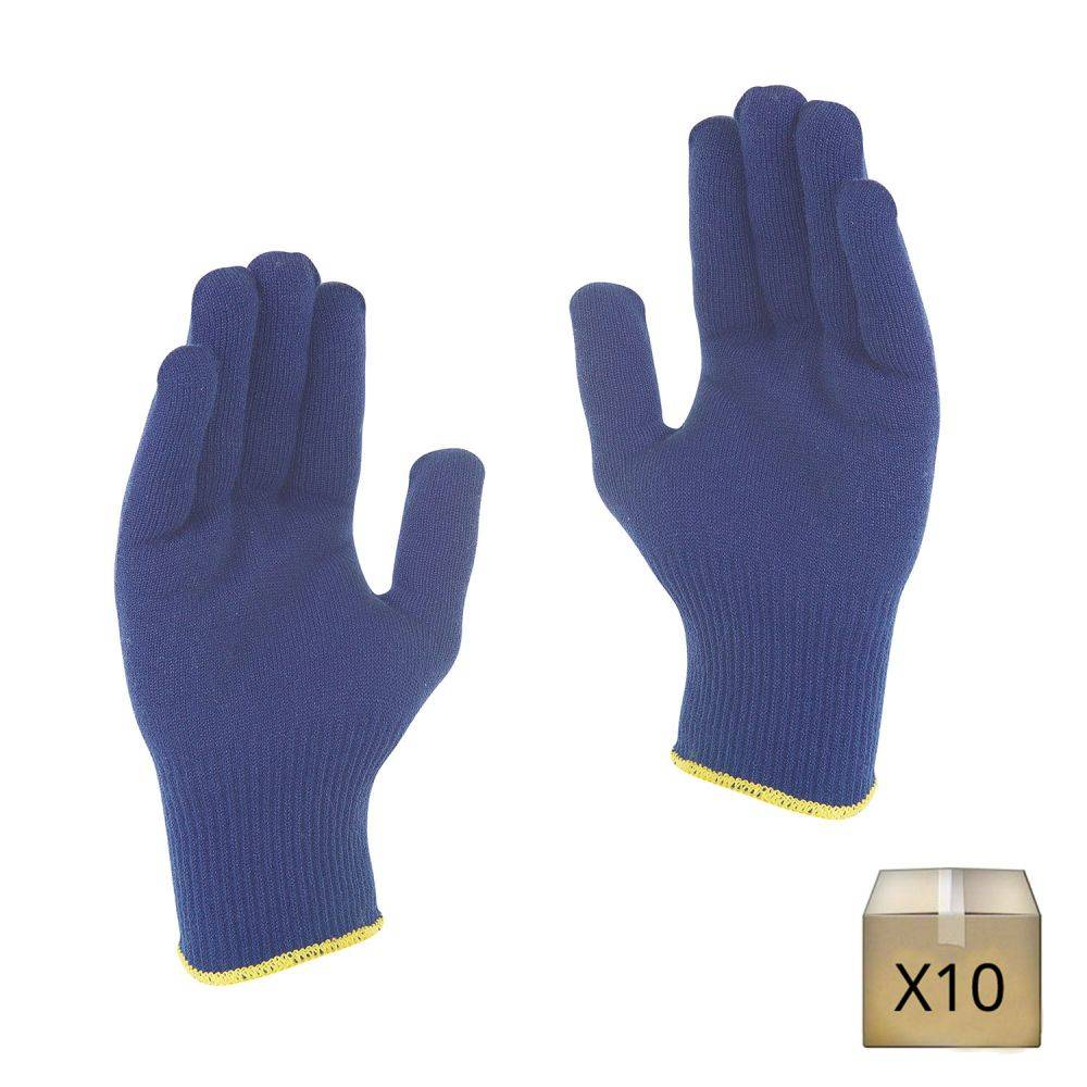 Singer Safety x10 Sous-gants isolants anti-froid Singer Safety