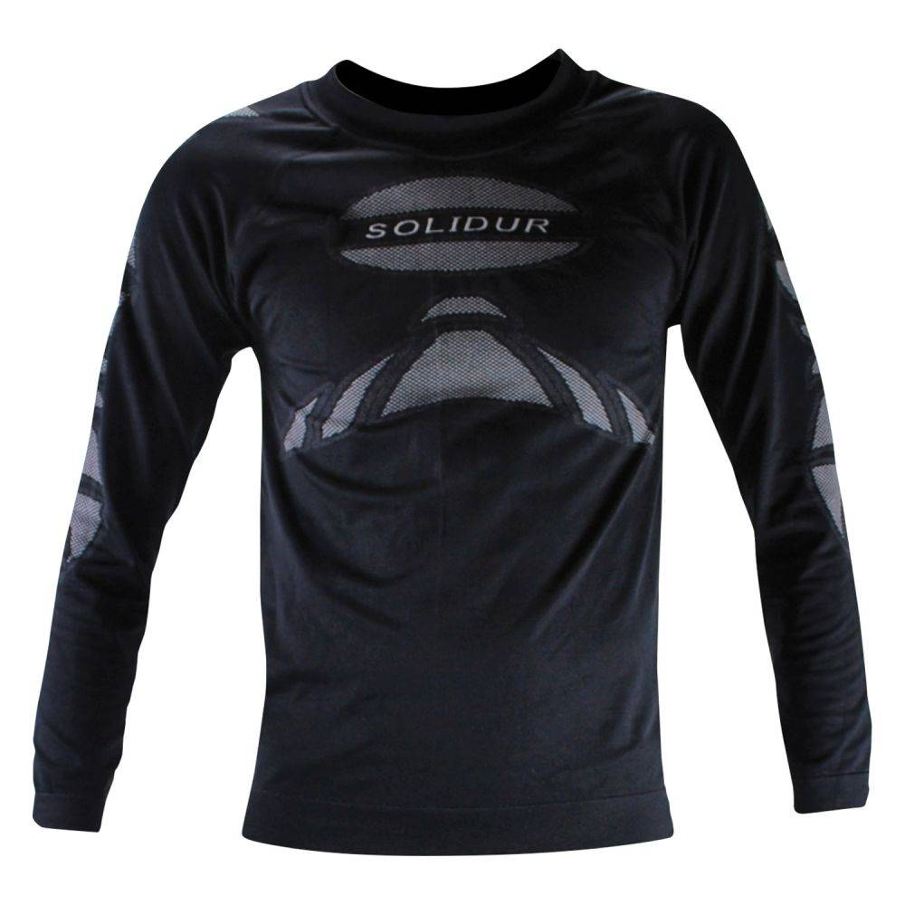 Solidur T-shirt sous couche anti-froid professionnel Solidur