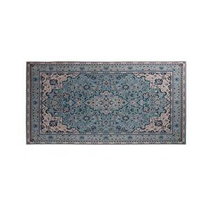 Wadiga Tapis Style Tapis d'Orient Polyester Bleu - 160x230cm