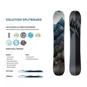 JONES SNOWBOARDS Splitboard JONES Solution Split 2019 - 164cm - Publicité