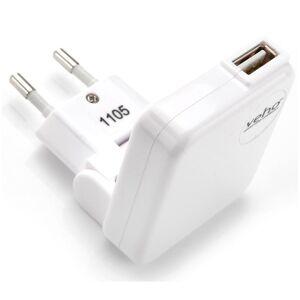 VEHO Prise de recharge USB VEHO pour iPod, iPhone, iPad, lecteur MP3 - Publicité