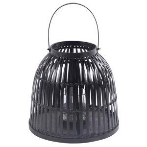 """Zago """"Lanterne en bamboo noir HAKO - ZAGO"""" - Publicité"""