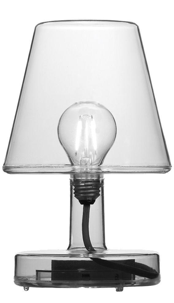 "Zago ""Lampe de table grise Transloetje - ZAGO"""