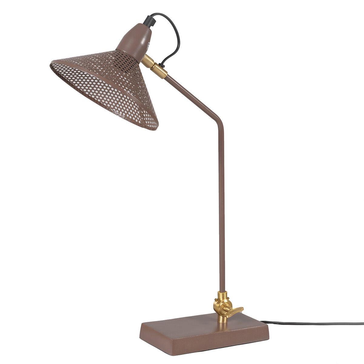 "Zago ""Lampe à poser beige Desk - ZAGO"""