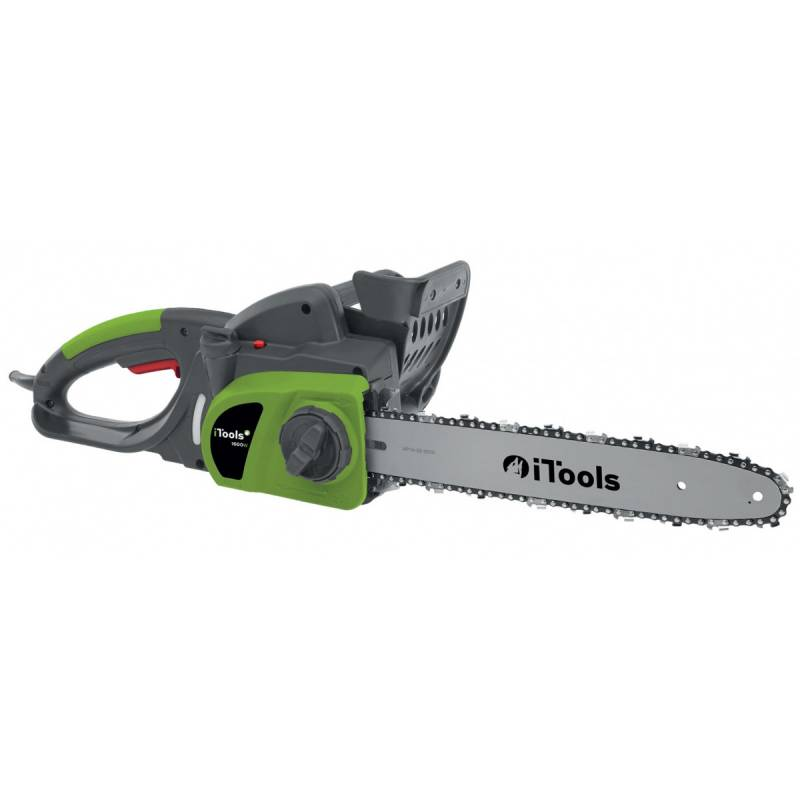 iTools Tronçonneuse 1800W lame 355mm ITOOLS Guide 35mm Hautes performances 13.5 m/s
