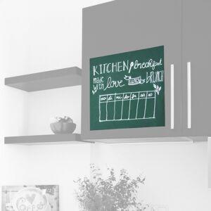 hjh OFFICE MEMO   Rouleau de tableau noir - Accessoires Vert - Publicité