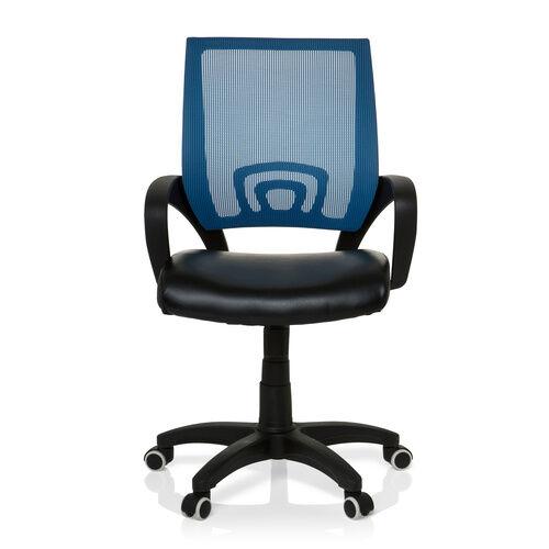 hjh OFFICE VISTO NET - Siège de bureau à domicile Bleu