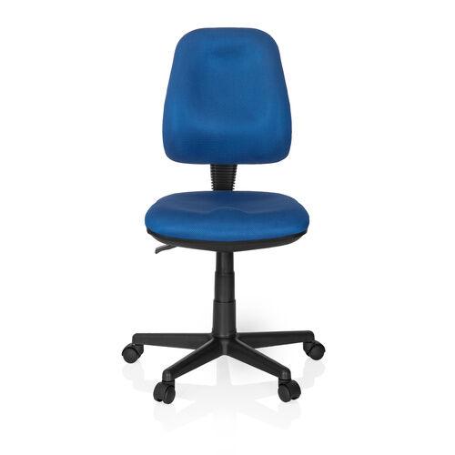 hjh OFFICE CITY 15 - Siège de bureau à domicile Bleu