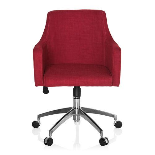 hjh OFFICE SHAPE 200 - Siège de bureau à domicile Rouge