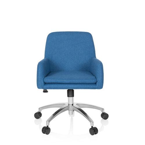 hjh OFFICE SHAKE 400 - Siège de bureau à domicile Bleu
