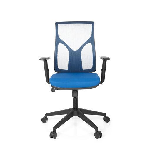 hjh OFFICE TURAN - Siège de bureau à domicile Bleu