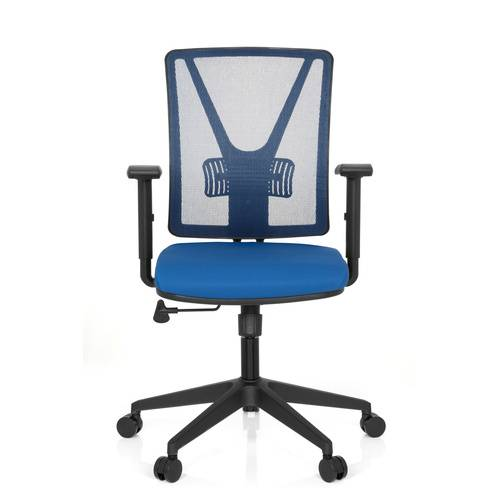 hjh OFFICE CARLOW - Siège de bureau à domicile Bleu