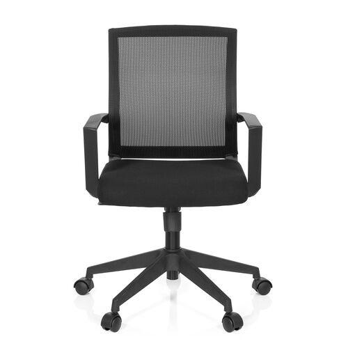 hjh OFFICE STAR-TEC BAI100 - Siège de bureau à domicile Noir
