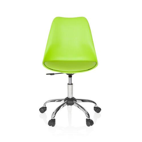 hjh OFFICE FANCY PRO - Siège de bureau à domicile Vert