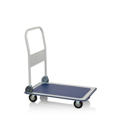 hjh OFFICE CARRY   Chariot de transport - Accessoires bleu / blanc