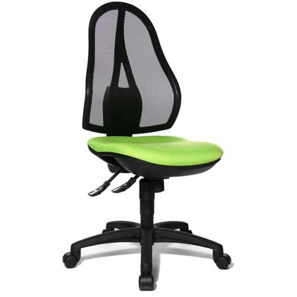 Topstar Open Point SY - Siège de bureau à domicile Vert tissu