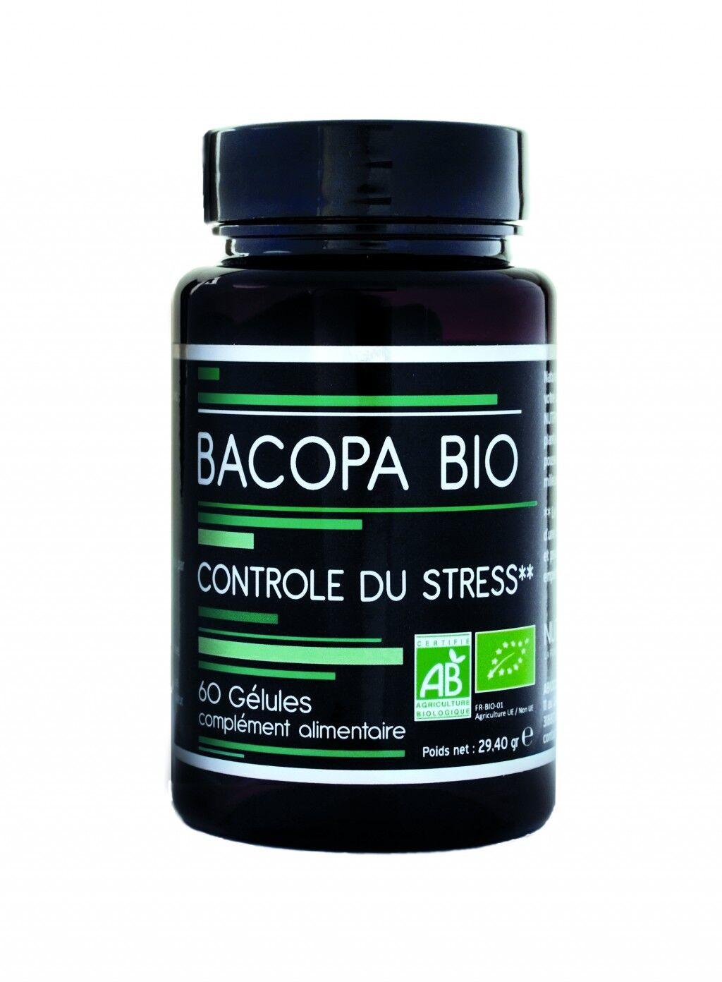 Abiocom Bacopa BIO60 gélules végétales