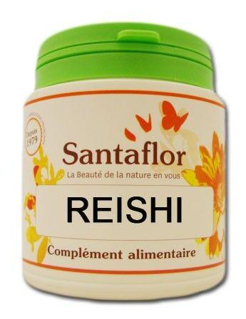 Santaflor Reishi - gélules120 gélules gélatine bovine