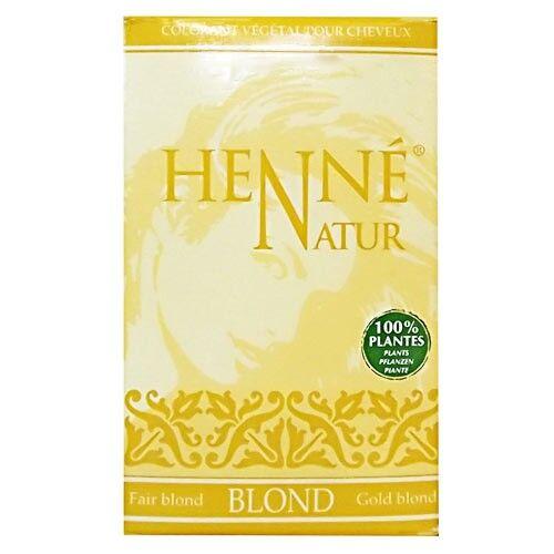 Hennedrog Coloration Henné Blond90g