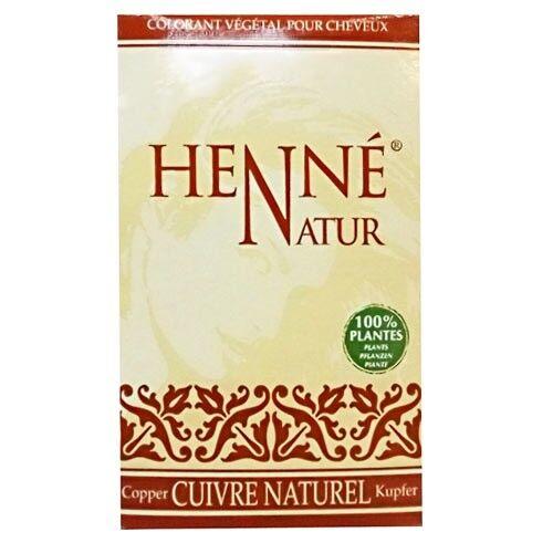 Hennedrog Coloration Henné - Cuivre naturel90g