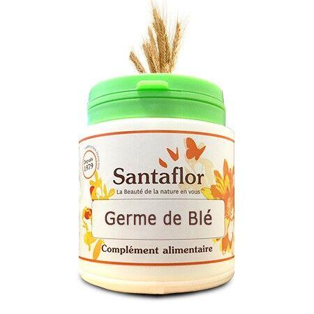 Santaflor Germe de blé poudrePot de 100 g. de poudre