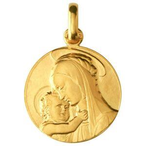Monnaie de Paris Médaille Vierge de Botticelli - Or jaune 18 ct - Publicité