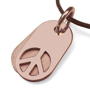 Mikado Pendentif Woodstock - Or rose 18ct - Publicité