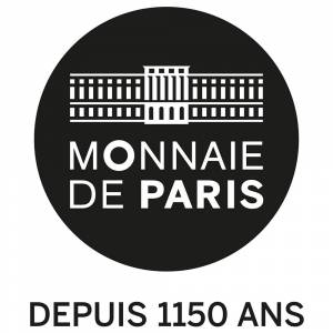 """Monnaie de Paris """"Médaille """"""""Ronde de la Vie"""""""" - Or jaune 18ct"""" - Publicité"""