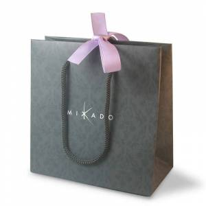 Mikado Pendentif colombe Paloma - Or rose 18ct - Publicité