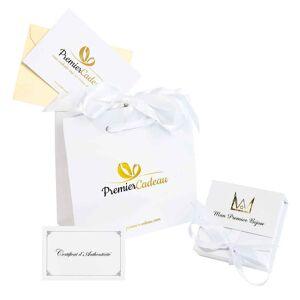 Mon Premier Bijou Collier prénom - Or jaune 18ct & diamant - Publicité