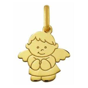 Mon Premier Bijou Pendentif ange - Or jaune 9ct - Publicité